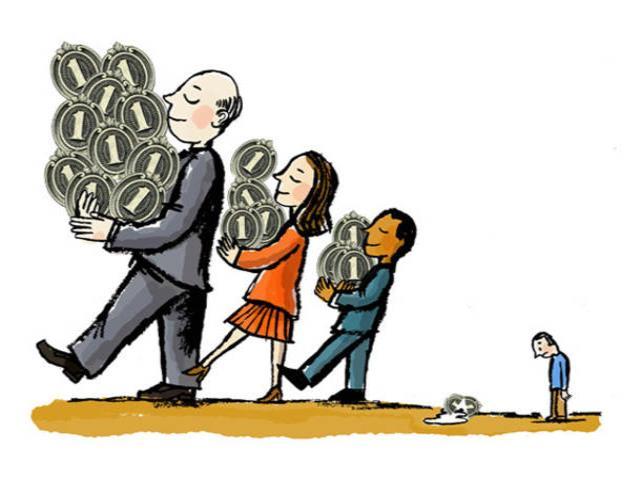 социальное неравенство в России
