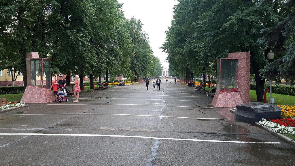 улица Военная в Кемерово